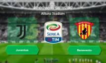 Nhận định Juventus vs Benevento 21h00, 05/11 (Vòng 12 - VĐQG Italia)