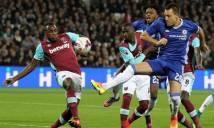 Chelsea và bộ mặt đối lập khi không có Hazard – Costa