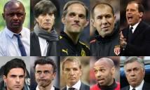 Lộ diện 10 ứng cử viên thay thế Wenger ở Arsenal