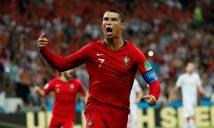 Chọc thủng lưới Tây Ban Nha, Ronaldo lập kỷ lục không tưởng