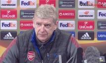 Wenger báo tin vui về Ozil trước trận chung kết với Man City