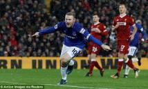 Everton cầm hòa Liverpool nhờ bàn thắng