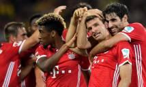 Hiệp 2 bùng nổ, Bayern Munich đánh bại Dortmund giành siêu cúp
