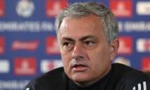 Mourinho: Wembley không phải là lợi thế của Tottenham