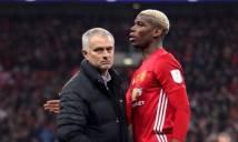Thắng trận, Mourinho ca ngợi Pogba tận mây xanh