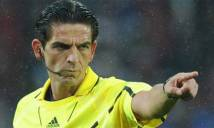 Trọng tài 'bênh Barca' thoát án kỳ lạ