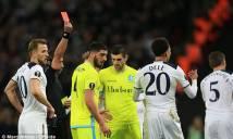 Alli hóa tội đồ, Tottenham ngậm ngùi dừng bước tại Europa League