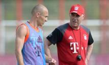 Tiết lộ Sốc về thời gian tập của Bayern Munich