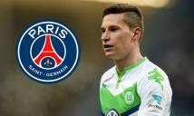 Wolfsburg chính thức đồng ý bán Julian Draxler cho PSG