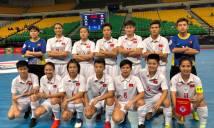 Futsal nữ VN có cơ hội lịch sử thi đấu tại giải thế giới