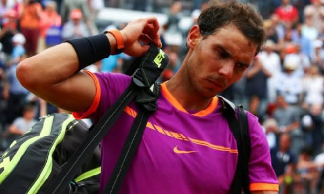 NÓNG: Nadal bất ngờ dừng bước ở Rome Master, lỡ hẹn Djokovic