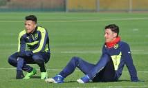 Wenger sắp hết kiên nhẫn với Sanchez và Ozil