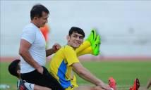 Đối thủ trực tiếp của U23 Việt Nam gặp hung tin về lực lượng