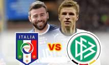 Italia vs Đức, 02h45 ngày 16/11: Giảm tốc xe tăng