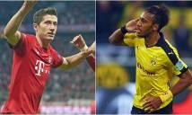 Đội hình hay nhất Bundesliga 2016: Song sát Lewy - Aubameyang
