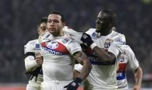 KÊT QUẢ Lyon - PSG: Chiếc thẻ đỏ bước ngoặt, 'bom xịt' MU gây sốc