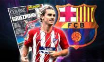 Điểm tin chuyển nhượng 27/4: Barca chiêu mộ Griezmann trước World Cup 2018