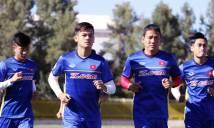 Lịch thi đấu bóng đá hôm nay 27/3: ĐT Việt Nam đấu Jordan
