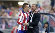 Atletico thống trị giải thưởng tại La Liga 2015/16