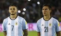 Dybala và Icardi khả năng cao không được dự World Cup