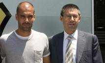 Barca luôn mở rộng cửa đón Guardiola trở lại