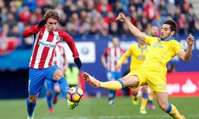 Atletico Madrid vs Las Palmas, 03h15 ngày 11/1: Khó có bất ngờ
