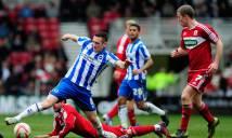 Nhận định Middlesbrough vs Brighton & Hove Albion 22h00, 28/01 (Vòng 4 - Cúp FA Anh)