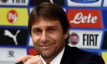 Antonio Conte 'bóng gió' quay về Ý dẫn dắt Milan