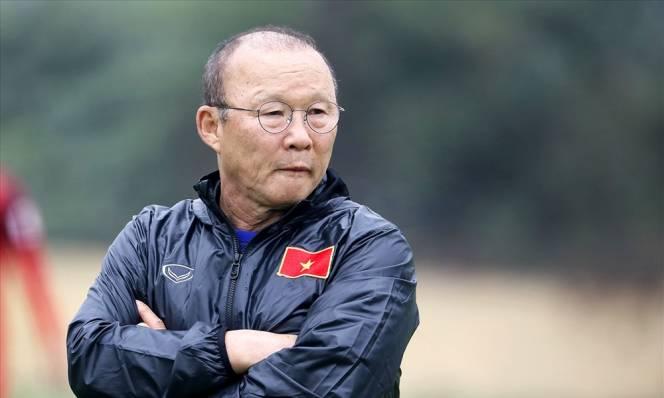 HLV Park Hang-seo sẽ không dẫn dắt U22 Việt Nam đấu Guus Hiddink