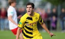 Dortmund: Bosz tiếp tục mát tay với tài năng trẻ