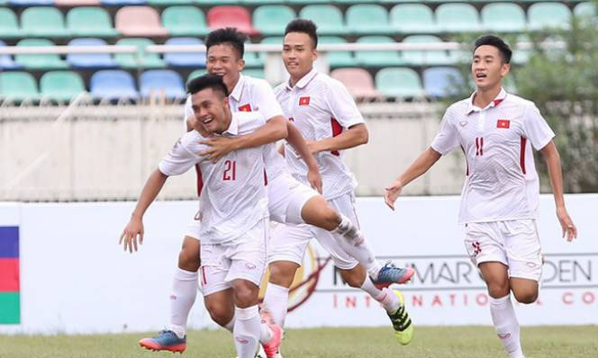 Lịch thi đấu của U19 Việt Nam tại giải tứ hùng ở Hàn Quốc