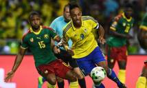 Hòa Cameroon, chủ nhà Gabon dừng cuộc chơi tại CAN 2017