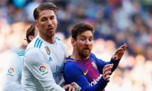 Ramos ăn đứt Messi ở khoản đá 11m