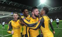 Dư âm chiến thắng nhọc nhằn của Arsenal trước Preston: Thắng mà như thua