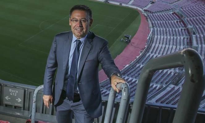 Đối thoại Bartomeu: 'Messi chưa ký hợp đồng vì bị... kẹt lịch'