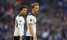 Tottenham - đội bóng nhỏ trong những trận đấu lớn