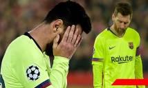 """Ronaldo ám chỉ Messi là """"Kẻ hèn nhát"""" sau khi bị loại khỏi Champions League"""