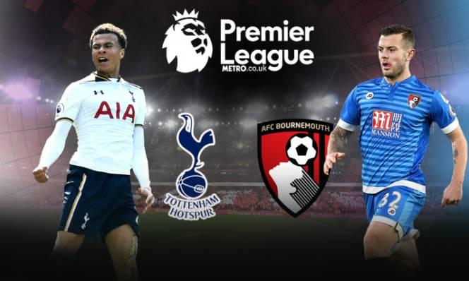 Tottenham vs Bournemouth, 18h30 ngày 15/04: Quyết bám ngôi đầu