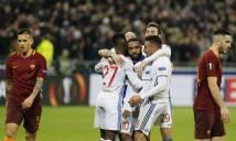 Thắng tối thiểu Lyon, Roma ngậm ngùi dừng bước tại Europa League