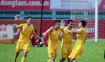 Cuộc đua vô địch V-League: Hấp dẫn đến vòng cuối cùng