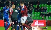 Điểm tin sáng 04/12: Sao Ligue 1 suýt tử nạn vì pháo sáng