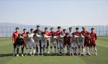 U17 HAGL sẽ 3 lần đối đầu U18 Mito tại Gia Lai