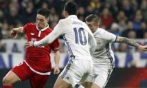 Lịch sử của Real: Thành bại tại...Sevilla