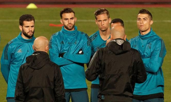Real Madrid sa sút vì mâu thuẫn giữa các nhóm 'quyền lực đen'