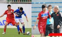 Tiết lộ lý do HLV HAGL ngăn cản Tuấn Anh lên đội tuyển với thầy Park