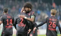 Hòa may mắn trên sân của Bastia, Nice run rẩy ở đỉnh Ligue 1