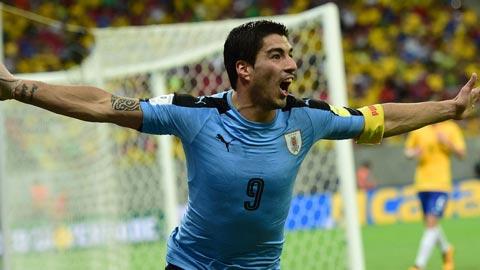 Tổng quan bảng C Copa America 2016: Uruguay và Mexico vượt trội