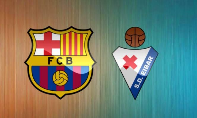 Barcelona vs Eibar, 01h00 ngày 22/05: Trận chiến không cân sức