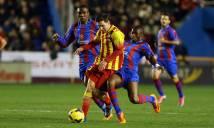 Nhận định Levante vs Barcelona, 01h45 ngày 14/5 (Vòng 37 giải VĐQG Tây Ban Nha)