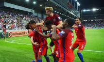 CHÙM ẢNH: Chiến thắng của tuyển Anh trước Slovakia